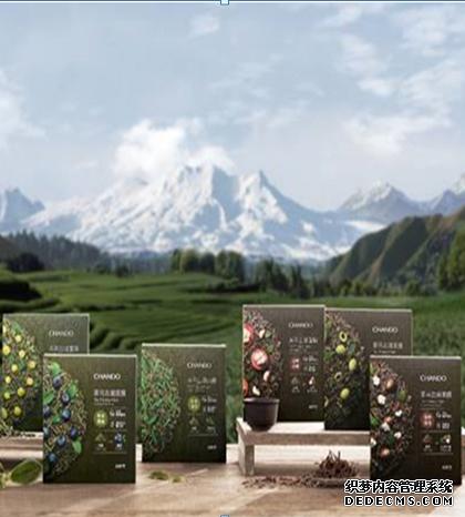 """自然堂茶马古道面膜 让肌肤享受天然""""茶""""时光"""
